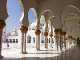 Mosque Arches