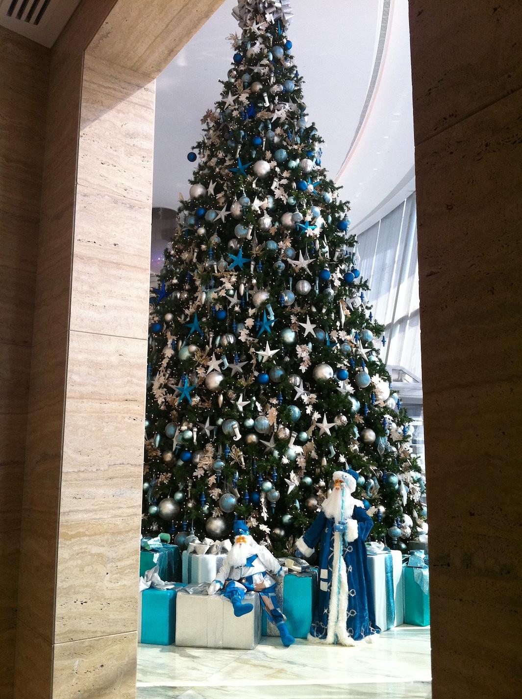 Hanukkah tree ornaments - Even